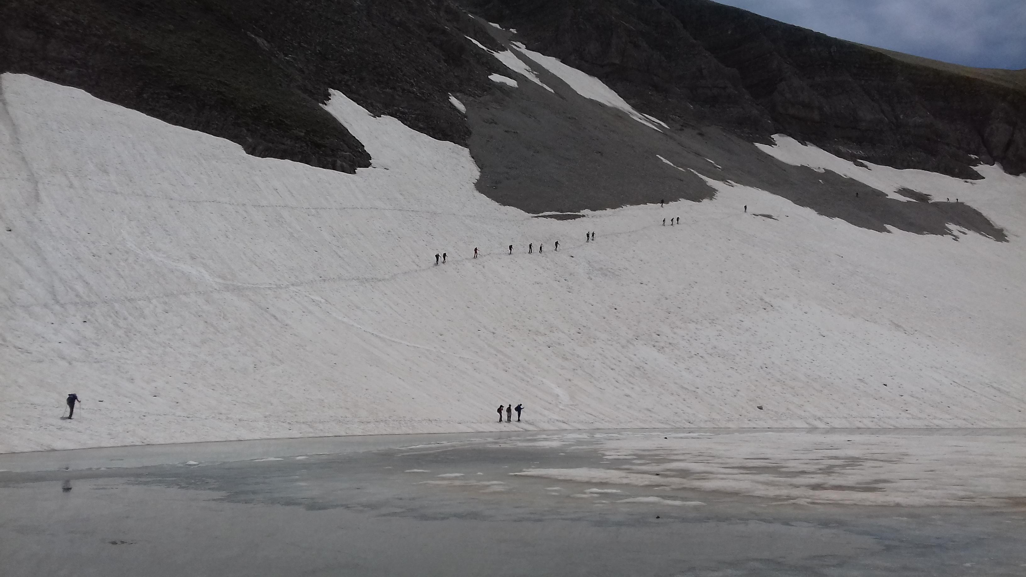 Lago neve 2