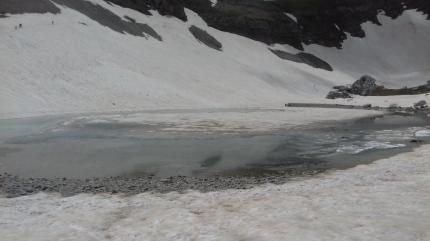 Lago neve